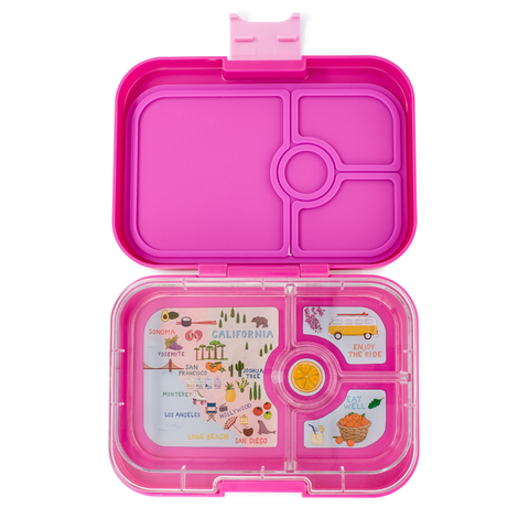 Yumbox: Malibu Purple (4 Compartments)