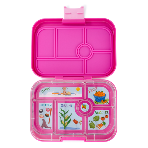 Yumbox: Malibu Purple (6 Compartments)