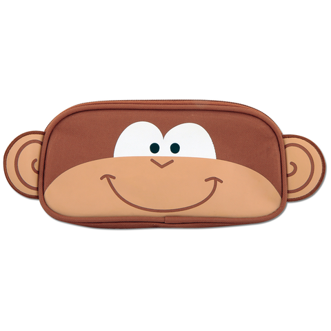 Stephen Joseph MONKEY Pencil Pouch