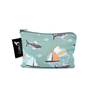 Colibri Small Reusable Snack Bag - Narwhal