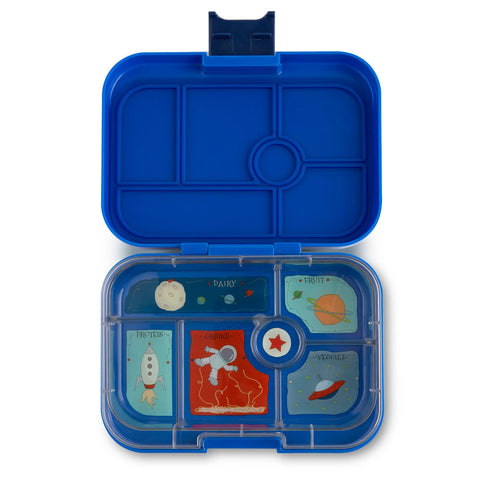 Yumbox: Neptune Blue (6 Compartments)