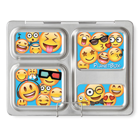 Magnet Set for PlanetBox Launch: Emoticons