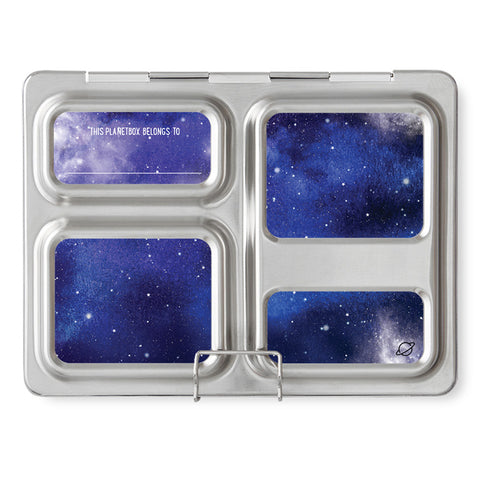 Magnet Set for PlanetBox Launch: Stardust