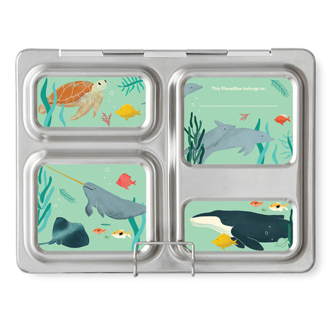 Magnet Set for PlanetBox Launch: Under the Sea