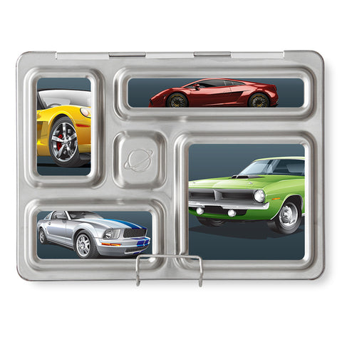 Magnet Set for PlanetBox Rover: Cars