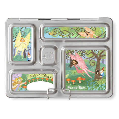 Magnet Set for PlanetBox Rover: Fairies