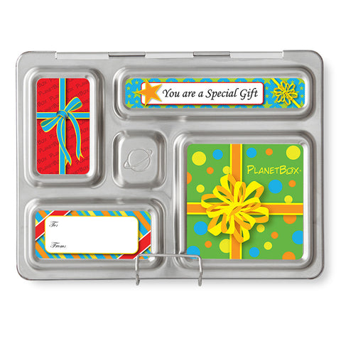 Magnet Set for PlanetBox Rover: Gifts Galore