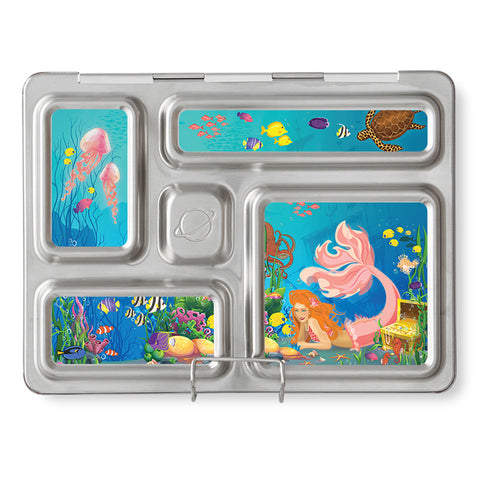 Magnet Set for PlanetBox Rover: Mermaids