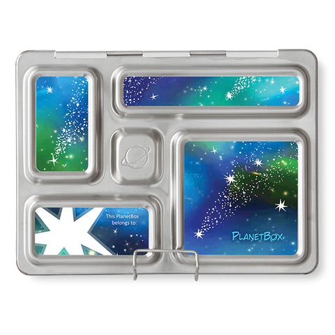 Magnet Set for PlanetBox Rover: Nebula