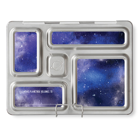 Magnet Set for PlanetBox Rover: Stardust