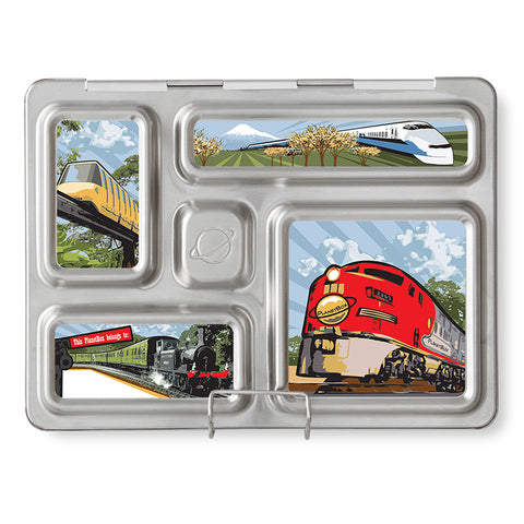 Magnet Set for PlanetBox Rover: Trains