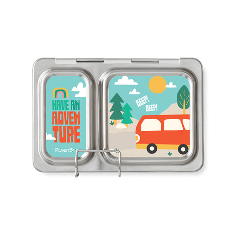 Magnet Set for PlanetBox Shuttle: Adventure