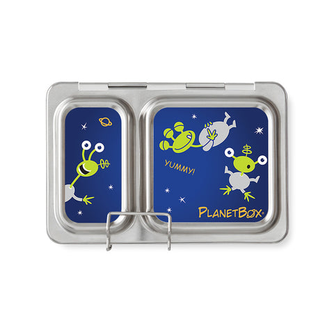 Magnet Set for PlanetBox Shuttle: Aliens