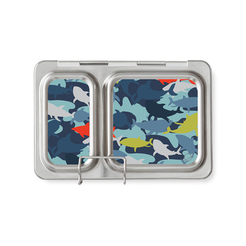 Magnet Set for PlanetBox Shuttle: Camo Sharks