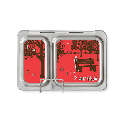 Magnet Set for PlanetBox Shuttle: Day in the Park