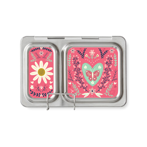 Magnet Set for PlanetBox Shuttle: Floral