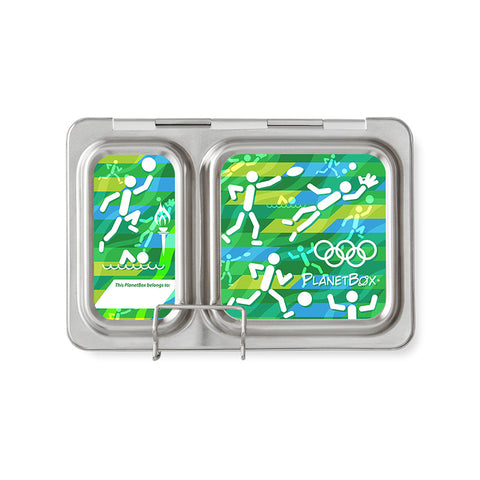 Magnet Set for PlanetBox Shuttle: Olympic Games