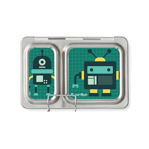 Magnet Set for PlanetBox Shuttle: Robo Friends