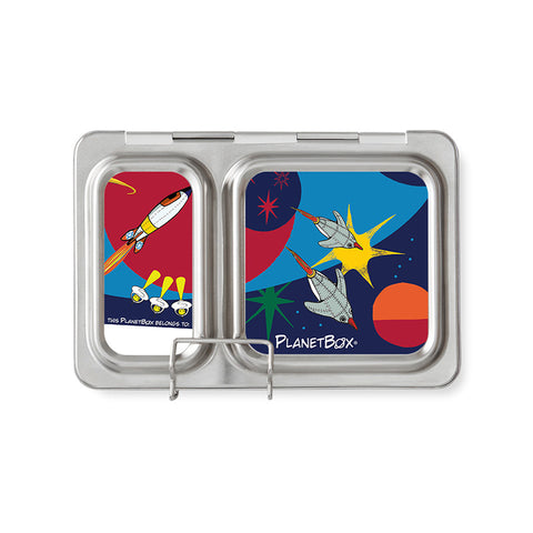 Magnet Set for PlanetBox Shuttle: Space Ships