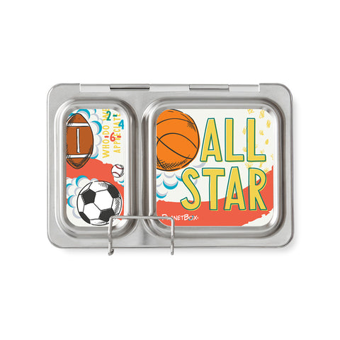 Magnet Set for PlanetBox Shuttle: Sports