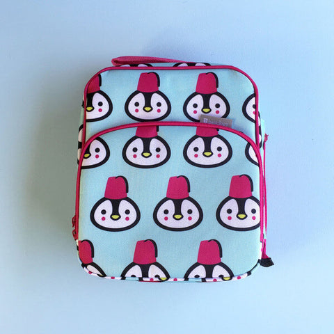 Bentology Insulated Lunch Tote: Penguin