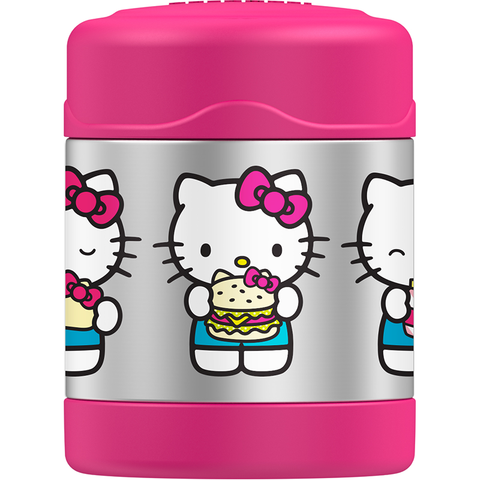 Thermos FUNtainer Food Jar: Hello Kitty Hamburger