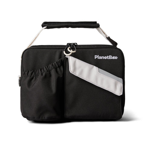 PlanetBox Insulated Carry Bag for Rover or Launch: Black Currant