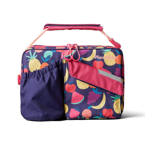PlanetBox Insulated Carry Bag for Rover or Launch: Tutti Frutti