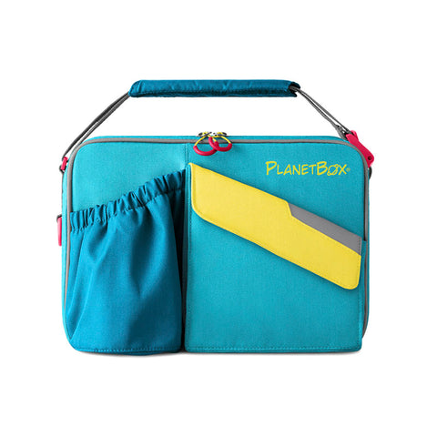PlanetBox Insulated Carry Bag for Rover or Launch: Bananarama