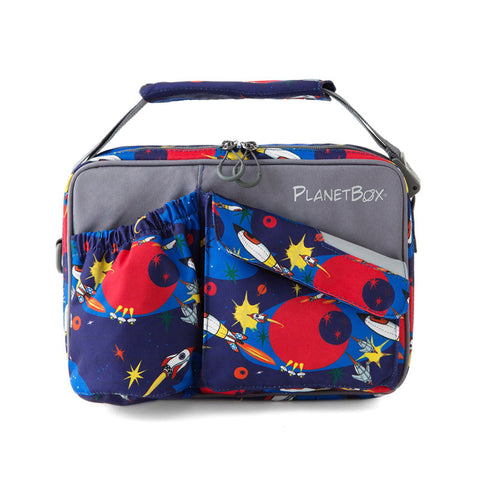 PlanetBox Insulated Carry Bag for Rover or Launch: Rockets