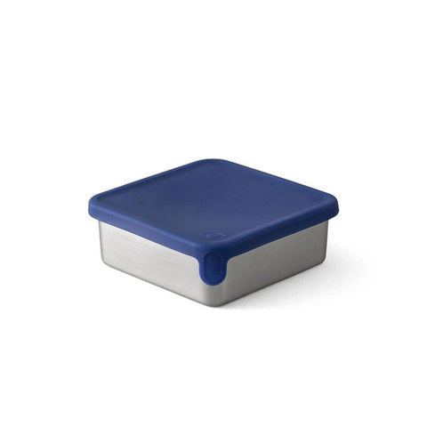 Big Square Dipper (9.3oz) for PlanetBox Rover: Dark Blue