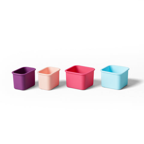 PlanetBox Pod 4-Pack - Rover: Sprinkles
