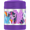 Thermos FUNtainer Food Jar: My Little Pony Purple