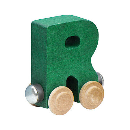 "Maple Landmark Letter ""R"" NameTrain 