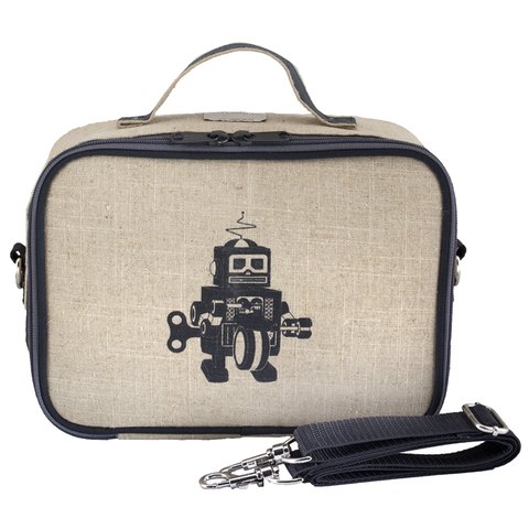 SoYoung Lunch Box: Grey Robot