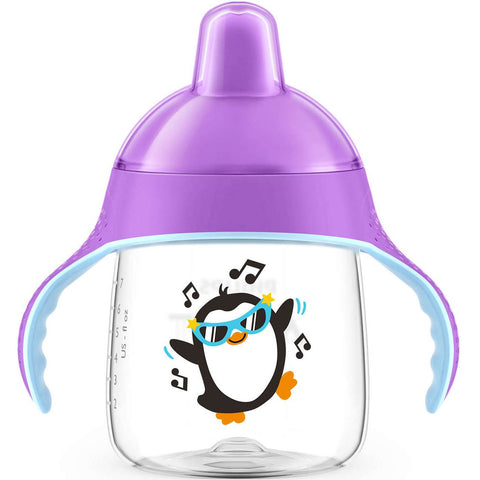 Philips Avent My Little Sippy Cup: 9oz Purple