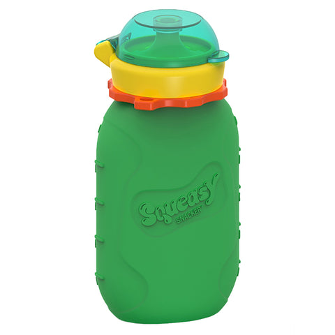 Squeasy Gear 6oz Snacker - Green