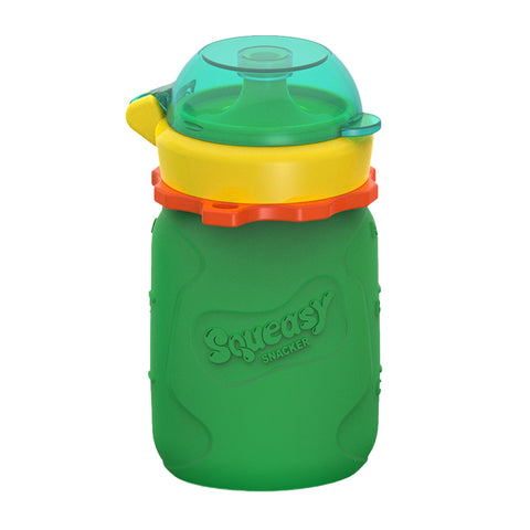Squeasy Gear 3.5oz Snacker - Green