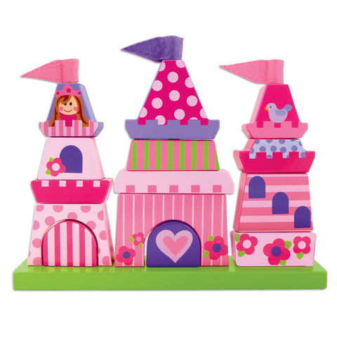 Stephen Joseph / Stacking Toy / PRINCESS CASTLE: SJ106104