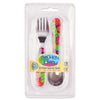 Stephen Joseph BUTTERFLY Spoon & Fork Set