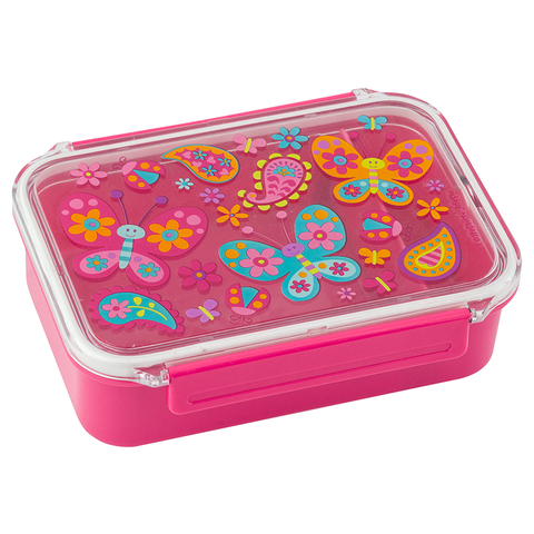 Stephen Joseph BUTTERFLY Bento Box
