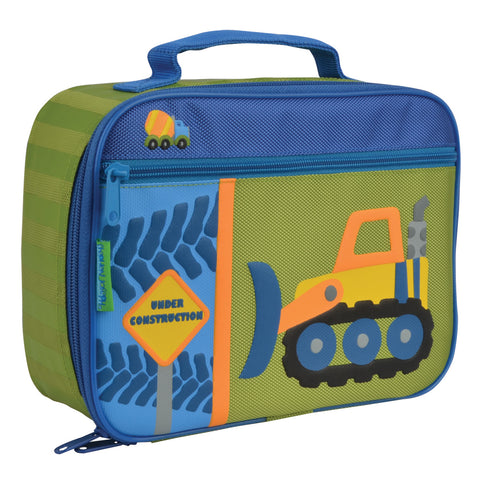 Stephen Joseph CONSTRUCTION Classic Lunch Box | CuteKidStuff.com