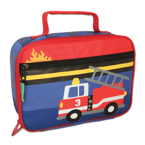 Stephen Joseph FIRETRUCK Classic Lunch Box | CuteKidStuff.com