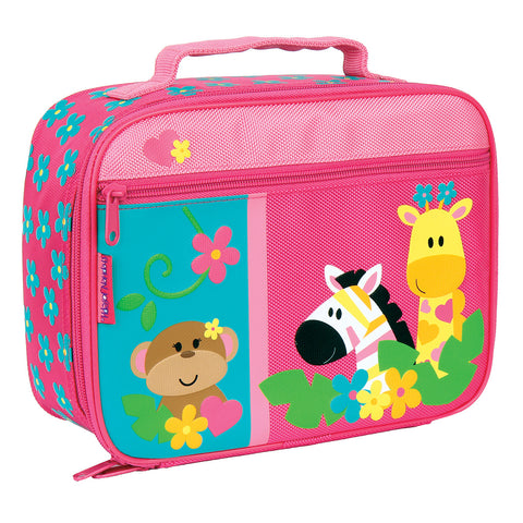 Stephen Joseph GIRL ZOO Classic Lunch Box