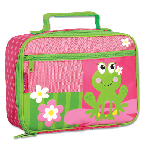 Stephen Joseph GIRL FROG Classic Lunch Box | CuteKidStuff.com