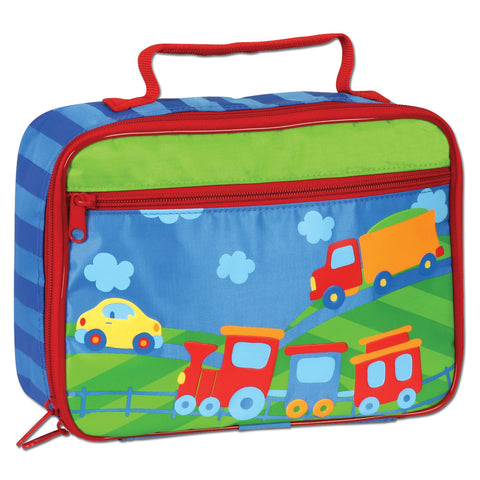 Stephen Joseph TRANSPORTATION Classic Lunch Box | CuteKidStuff.com