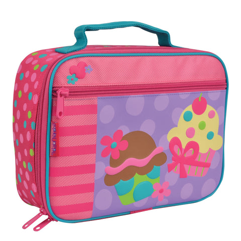 Stephen Joseph CUPCAKE Classic Lunch Box | CuteKidStuff.com