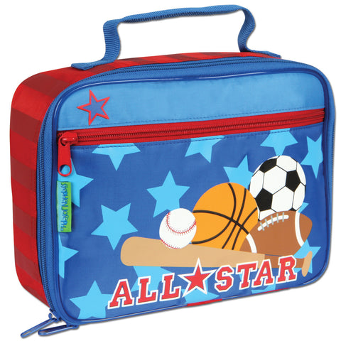 Stephen Joseph SPORTS Classic Lunch Box | CuteKidStuff.com