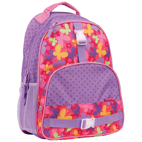 Stephen Joseph All Over Print Butterfly Backpack