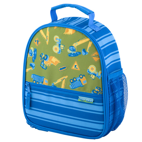 Stephen Joseph All Over Print Construction Lunch Box